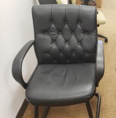 Guest Chairs - Black