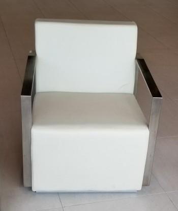 White Guest Sofa