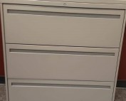 3 - Drawer File Cabinets