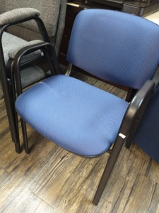 Global Stackable Waiting Chair