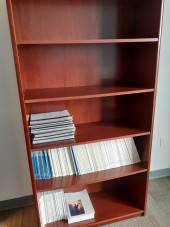5 Tier Bookshelf $75