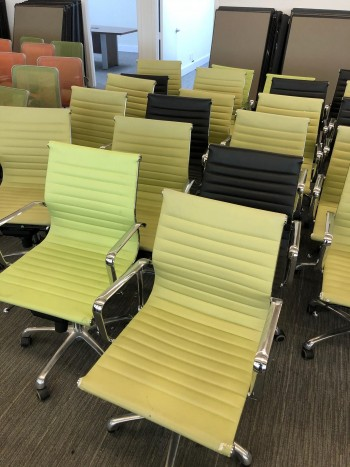 Office Chair - Green