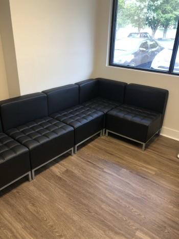 Reception Sofa
