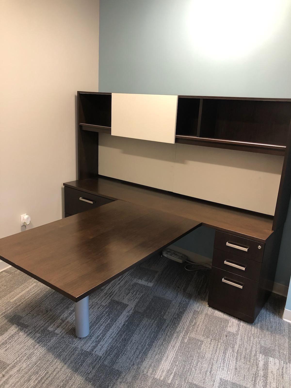 T-shaped Desk